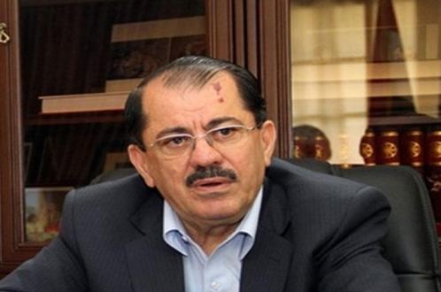 ممثل حكومة كوردستان في طهران ينفي دخول