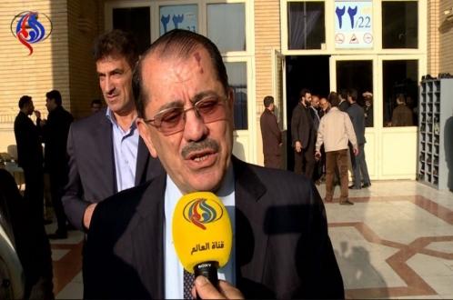 ناظم دباغ: إستفتاء كردستان أصبح من التاريخ