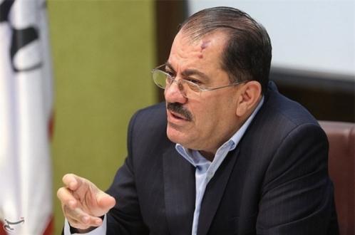 نماینده اربیل در تهران: سفر نخست وزیر کردستان به تهران موفق بود
