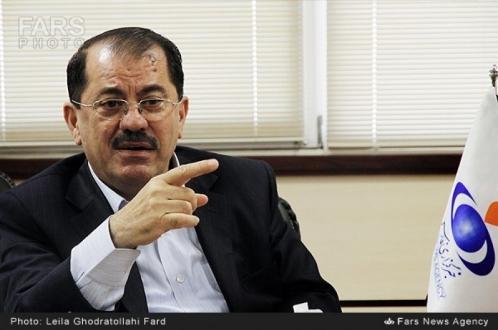 ناظم دباغ: عراق برای بیطرف کردن خود از مشکلات منطقه جریمه میدهد