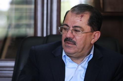 Nazem Dabbagh Posed: Iran's Good relations with Kurdistan Region/ Tehran Insists on Iraq's Kurds Unity