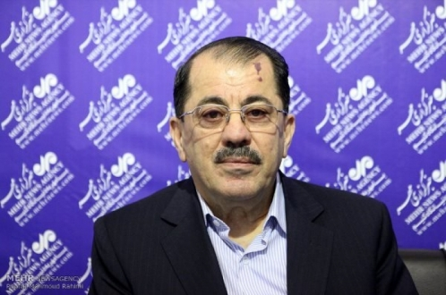 Nazem Dabbagh Talk with Mehr: the Elections of Kurdistan Region Presidency of Iraq has not Accomplished yet
