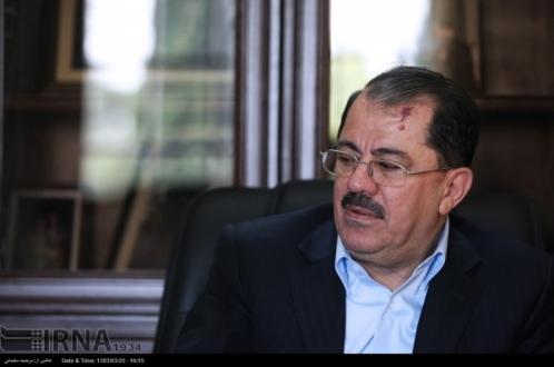 KRG rep. in Tehran says Gen. Soleimani helped Kurdistan to fight Daesh